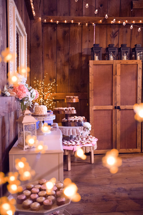 rustic wedding styling inspiration reception