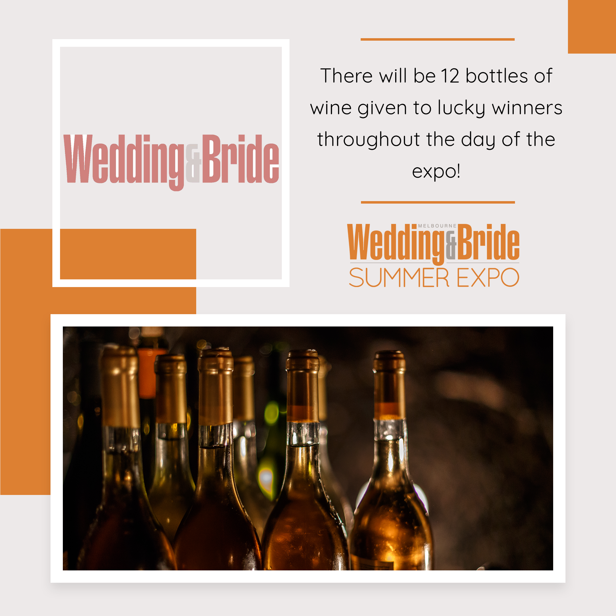 Perth Bridal Expo Competition 12-wine-bottles