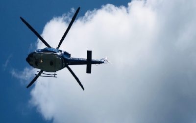 Helicopter Display by Mile High Australia